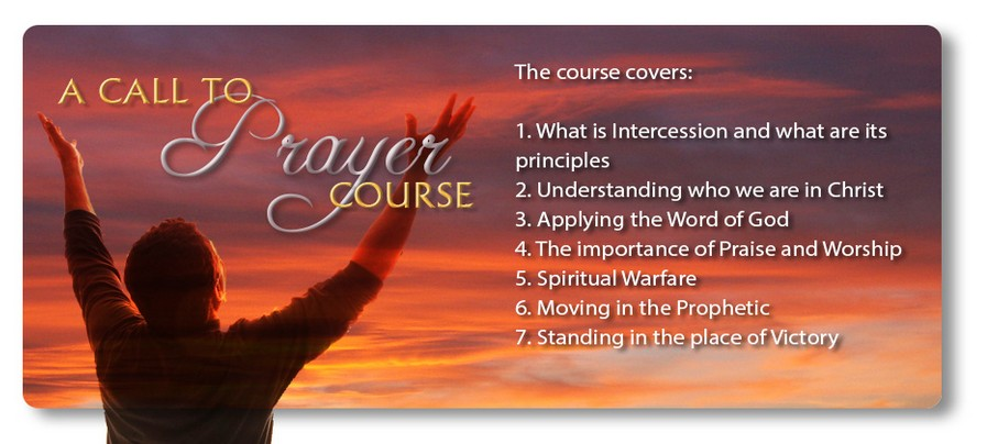 A Call to Prayer Course
