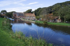 Calbourne Water Mill